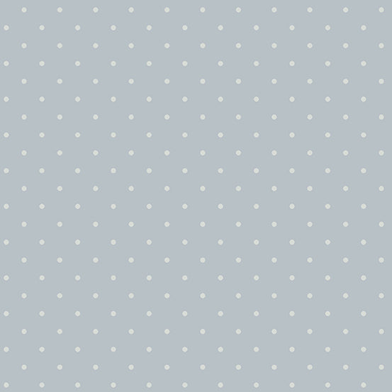 Sweet Shoppe Too - Candy Dot in Concrete - Andover - A-9235-C1 - Half Yard