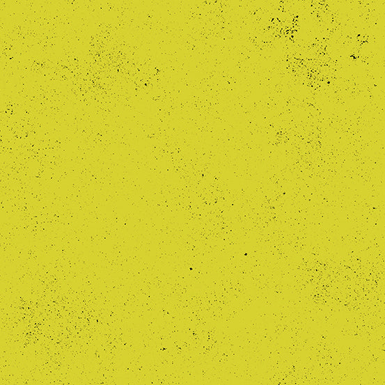 Spectrastatic II - Spectrastatic in Chartreuse - Giucy Giuce for Andover - A-9248-V - Half Yard