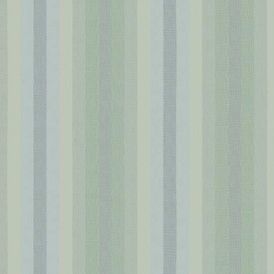 Kaleidoscope Stripes + Plaids - Stripe in Cloud - Alison Glass for Andover - WV-9540-CLOUD - 1/2 Yard
