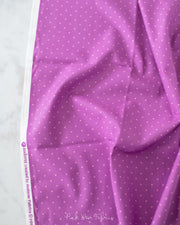 Sweet Shoppe Too - Candy Dot in Grape - Andover - A-9235-P1 - Half Yard