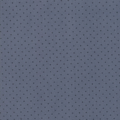 Alma - Add It Up in Blue Slate - Alexia Abegg for Ruby Star Society - RS4005 37 - Half Yard