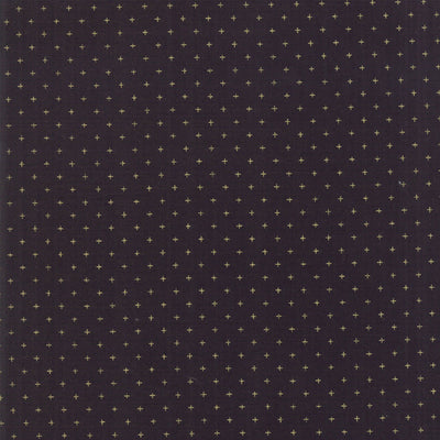 Alma - Add It Up in Black Metallic - Alexia Abegg for Ruby Star Society - RS4005 15M - Half Yard