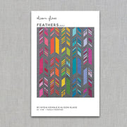 Feathers - Quilt Pattern - Alison Glass and Nydia Kehnle - Paper Pattern