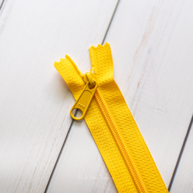 PREORDER - By Annie - Zippers by the Yard - 4 Yards