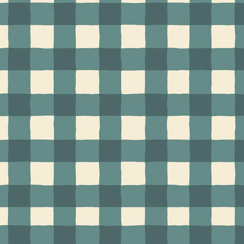 Cozy & Joyful - Plaid of my Dreams in Cozy - Maureen Cracknell for AGF - CJO-12590 - Half Yard