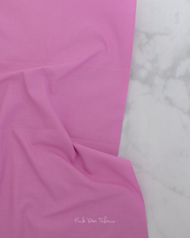 Tula Pink Solids - Solid in Sweet Pea - Tula Pink for Free Spirit - CSFSESS.SWEET - Half Yard