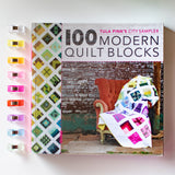 Tula Pink's City Sampler: 100 Modern Quilt Blocks City Sampler - Tula Pink (TP100-1) - 1 book