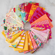 Curiouser & Curiouser - 24 Piece Fat Quarter Bundle - Tula Pink for Free Spirit - FB2FQTP.WONDER
