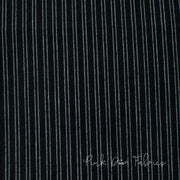 Manchester - Woven Stripe in Black - PICK-3985 - Half Yard