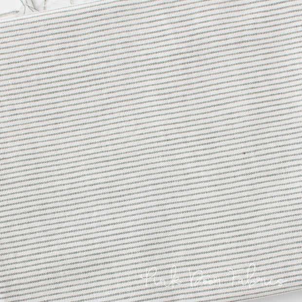 Manchester - Mini Railroad Stripe in Grey - PICK-4084 - Half Yard