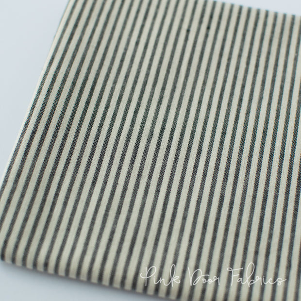 Americana - Stripe in Vintage Cream - AM-13 - Half Yard