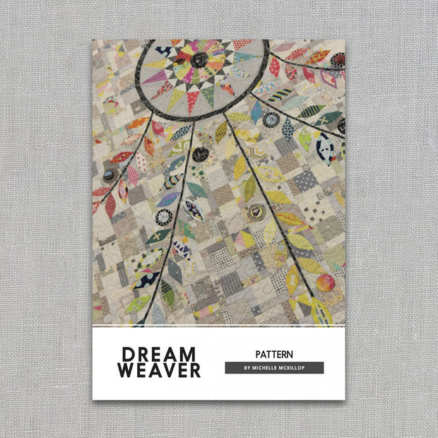 Dream Weaver - Quilt Pattern - Jen Kingwell - Paper Pattern