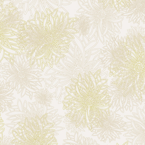 Floral Elements - Winter Wheat - Art Gallery - FE-533 - Half Yard