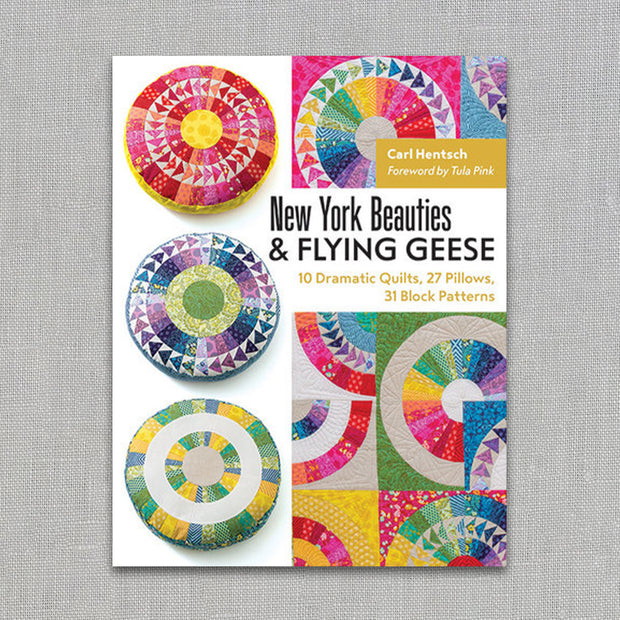 New York Beauties and Flying Geese - Carl Hentsch - Book