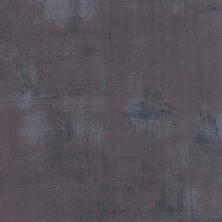 Metropolis - Stately in Gray Fog - Basic Grey for Moda - 30561 12 - Half Yard