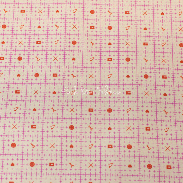 Homemade - Cut Once in Morning - Tula Pink for Free Spirit - PWTP146.MORNI - Half Yard