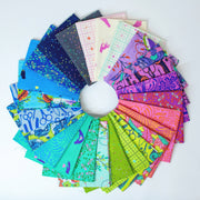 Homemade - Fat Quarter Bundle of 25 Prints - Tula Pink for Free Spirit - TPHM_FQ