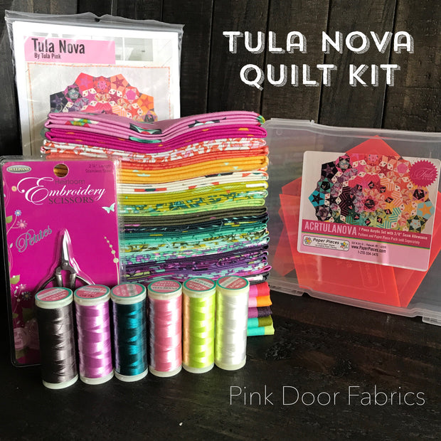 Tula Nova Quilt Kit - Spirit Animal (Out of Print) Fabric ONLY - TPTN-FABRIC-NOBK