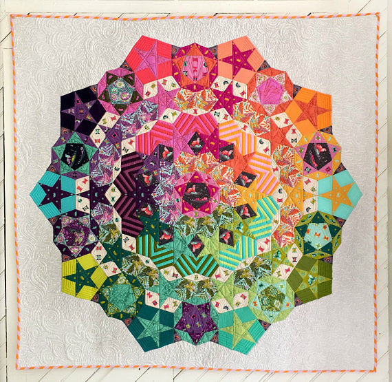 Tula Nova - Pattern and Paper Pieces Pack - TPTN-PATT
