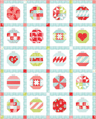 PRESALE - Vintage Holiday - Vintage Holiday 2 Quilt Kit - Bonnie and Camille for Moda - KIT55160