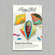Sweetpea Pods - Lazy Girl Designs - Pattern - LGD135