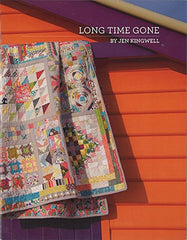 Jen Kingwell - Long Time Gone Pattern - JKD-5972 - 1 Pattern