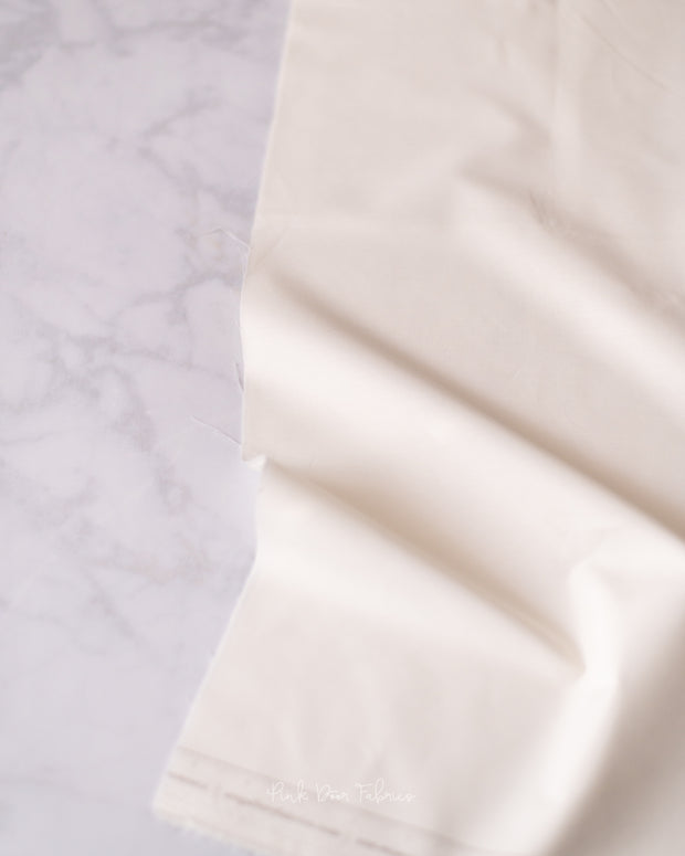 Pure Solids - White Linen - Art Gallery - PE-408 - Half Yard