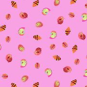 Zuma - She Sells Seashells in Glow Fish - Tula Pink for Free Spirit - PWTP121.GLOWF - Half Yard