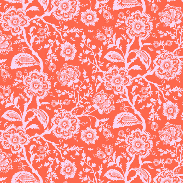 Pinkerville - Delight in Cotton Candy - Tula Pink for Free Spirit - PWTP132.COTTO - Half Yard