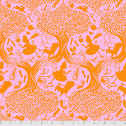 Curiouser & Curiouser - Down the Rabbit Hole in Wonder - Tula Pink for Free Spirit - PWTP166.WONDE - Half Yard