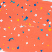 Pop - Stars in Tangerine Dream - Rashida Coleman Hale for Ruby Star Society - RS1004 13 - Half Yard