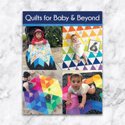 Quilts for Baby & Beyond - Jaybird Quilts - Book - JBQ 179