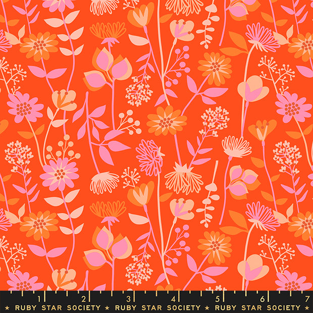 Stay Gold - Meadow in Florida - Melody Miller for Ruby Star Society - RS0021-11 - Half Yard
