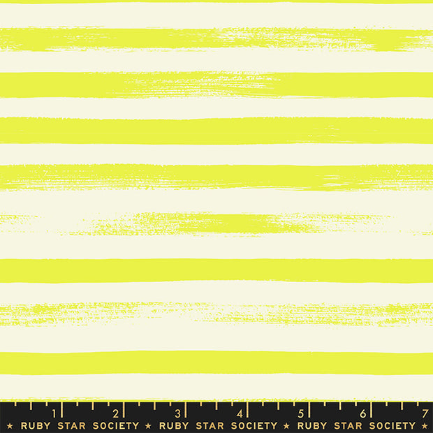 Adorn - Zip in Citron - Rashida Coleman Hale for Ruby Star Society - RS1005-40 - Half Yard