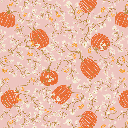 Spooky 'n Sweet - Through the Pumpkin Patch - AGF Studio by Art Gallery Fabrics - SNS-13004 - Half Yard