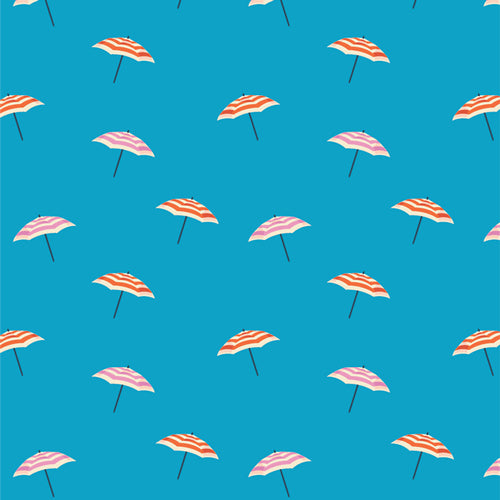Sunburst - Seas the Day in Crisp - Art Gallery Fabrics - SUN-16443 - Half Yard