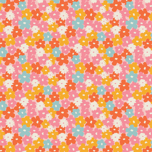 Sunburst - Sunshine in Blooms - Art Gallery Fabrics - SUN-26448 - Half Yard