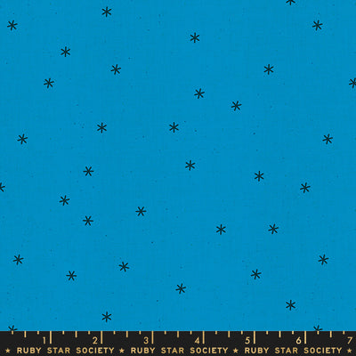 Social - Spark in Bright Blue - Melody Miller for Ruby Star Society - RS0005 12 - Half Yard