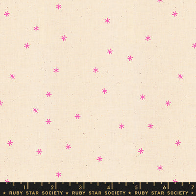 Social - Spark in Neon Pink - Melody Miller for Ruby Star Society - RS0005 26 - Half Yard