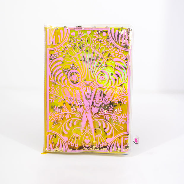 Tula Pink Maker's Journal