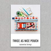 Twice as Nice - Sewing Pattern - Aneela Hoey - Paper Pattern