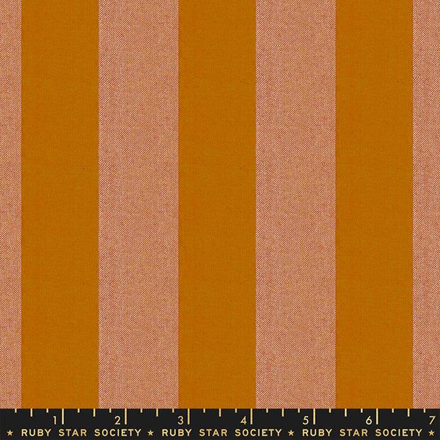 Warp & Weft Wovens - Stripe in Earth - Alexia Abegg for Ruby Star Society - RS4033-13 - Half Yard
