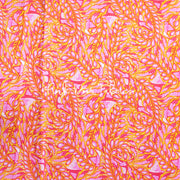 Zuma - Stingray in Glow Fish - Tula Pink for Free Spirit - PWTP123.GLOWF - Half Yard
