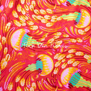 Zuma - Sea Bloom in Glow Fish - Tula Pink for Free Spirit - PWTP120.GLOWF - Half Yard