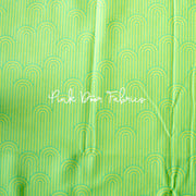 Zuma - Tower 7 in Sea Glass - Tula Pink for Free Spirit - PWTP126.SEAGL - Half Yard