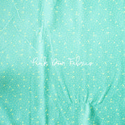 Zuma - Glitter Litter in Sea Glass - Tula Pink for Free Spirit - PWTP125.SEAGL - Half Yard