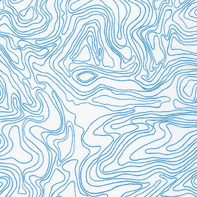 Collection CF - Elevation in Water - Carolyn Friedlander - AFR-19931-246 - Half Yard