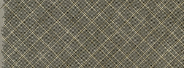 Collection CF - Diamond Grid in Pewter - Carolyn Friedlander - AFRM-19932-183 - Half Yard