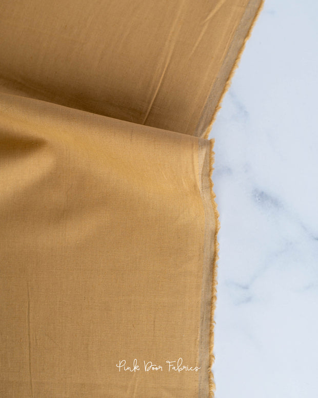 Essex Linen - Linen in Leather - E014-178 - Half Yard
