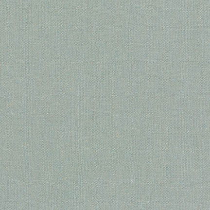 Essex Linen - Yarn Dyed in Dusty Blue - E064-362 - Half Yard